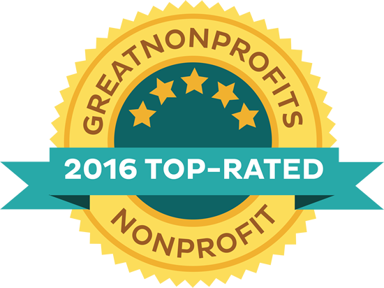 Great Nonprofits Badge - 2016