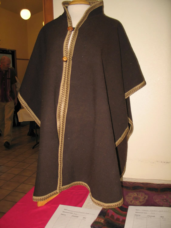 Coat offered at previous auction