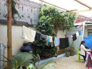 Multi-use patio